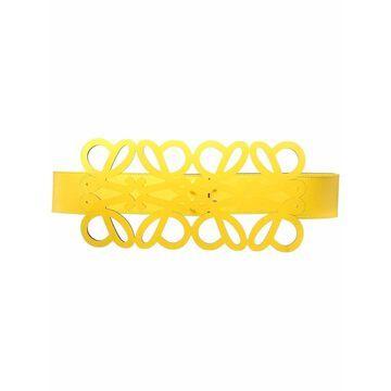 Loewe Belts Yellow