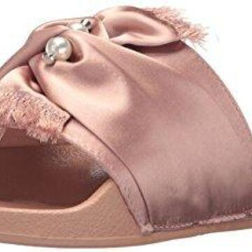 Report Women's Gracelynn Slide Sandal, Blush, 7 Medium US
