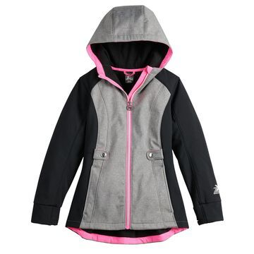 Girls 4-16 ZeroXposur Softshell Jacket