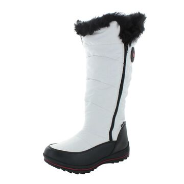 Cougar Bistro Women's Tall Waterproof Nylon Winter Snow Boots
