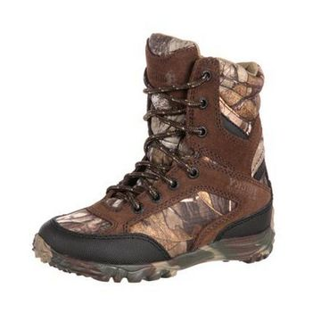 Rocky Outdoor Boots Boys Silenthunter WP Realtree RKS0198