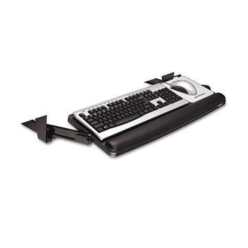 3M Adjustable Under Desk Keyboard Drawer