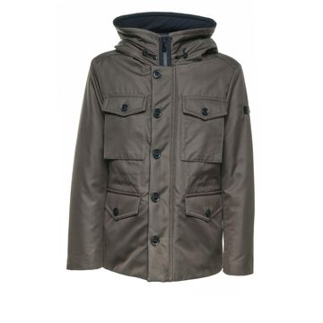Peuterey Peuterey Military Green Jacket