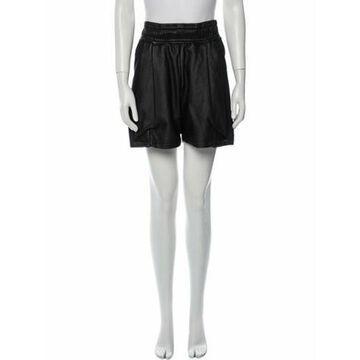 Mini Shorts Black