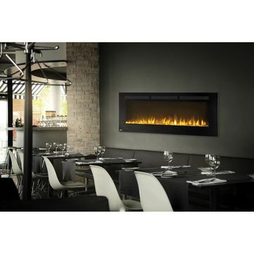 Napoleon Allure 50-inch Wall Mount Electric Fireplace