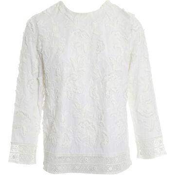 Vanessa Bruno \N White Cotton Tops