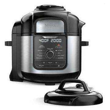 Ninja Foodi 8-qt. 9-in-1 Deluxe XL Pressure Cooker & Air Fryer