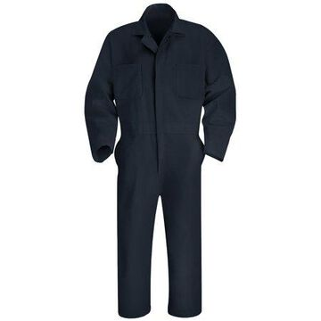 Red Kap Men's Twill Action Back Coverall with Chest Pockets
