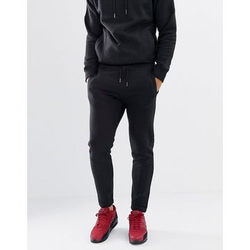 Another Influence Quilted Panel Slim fit Sweatpants