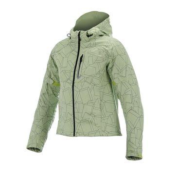 Alpinestars Womens Stella Spark Softshell Jacket - Green/Black - Large