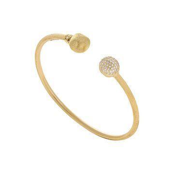 Marco Bicego Africa 18K 0.50 Ct. Tw. Diamond Cuff Bracelet
