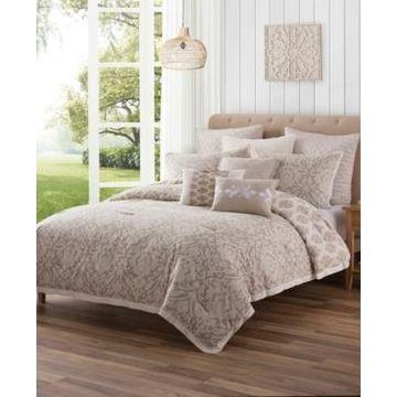 Ellen Tracy Chandler 3-Piece Queen Duvet Set Bedding