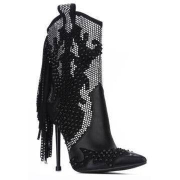 Cape Robbin Women's Moonlight Western Bootie Women's Shoes