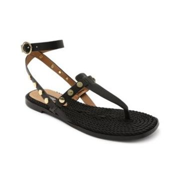 kensie Women's Magalia Flat Sandal Women's Shoes