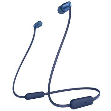 Sony Blue In-Ear Wireless Headphones