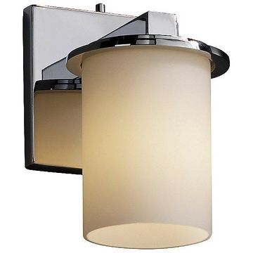 Fusion Dakota Wall Sconce by Justice Design Group