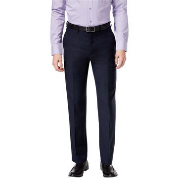 Ryan Seacrest Distinction Mens Solid Dress Pant Slacks
