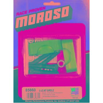 Moroso 85860 9 in. U-Joint Girdles for Ford Rear End