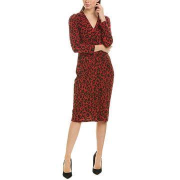 London Times Womens Sheath Dress