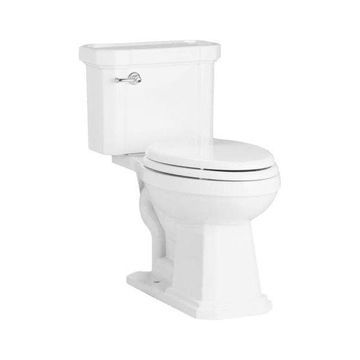 Mirabelle MIRAM200 Amberley Tank Only Toilet Fixture, White