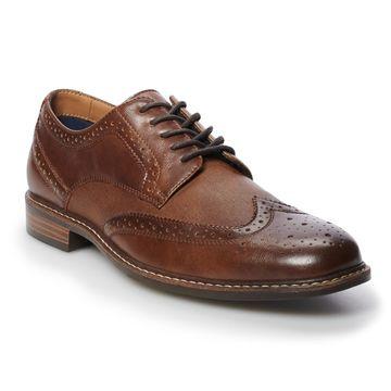 Apt. 9 Elliot Men's Wingtip Dress Shoes