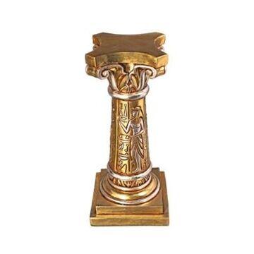Design Toscano the Temple of Ramses Egyptian Column Pedestal