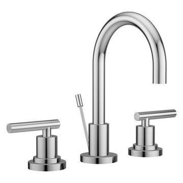 Jacuzzi MX848 Salonea Widespread Bathroom Faucet - Includes Pop-Up D