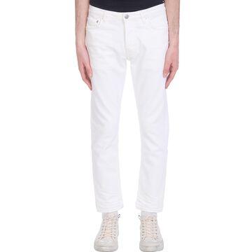 Haikure Cleveland Pants In White Denim