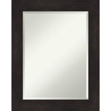 Amanti Art Furniture Framed Bathroom Vanity Wall Mirror, 23.38