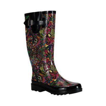 Sakroots Rhythm Rain Boot