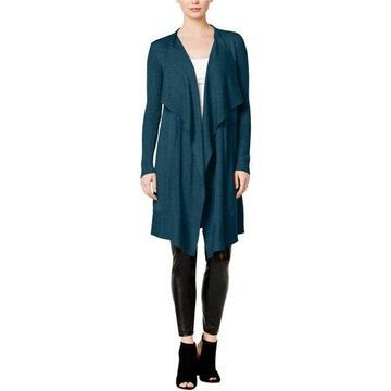 Kensie Womens Waterfall Cardigan Sweater