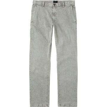 RVCA Daggers Rinsed Chino Pant - Men's