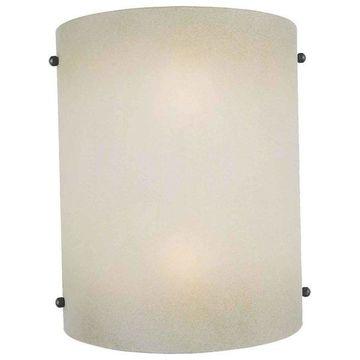 Forte Lighting 5124-02-00 2LT Wall Sconce