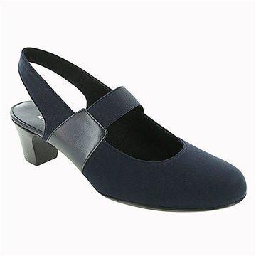 Munro Womens Ella Closed Toe Casual Slingback Sandals