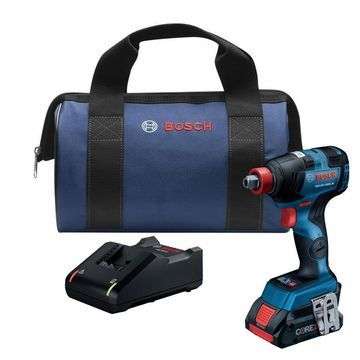 Bosch Freak CORE18V Variable Speed Brushless Cordless Impact Driver (1-Included)