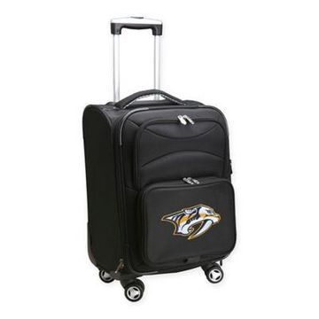 NHL Nashville Predators 20-Inch Carry On Spinner