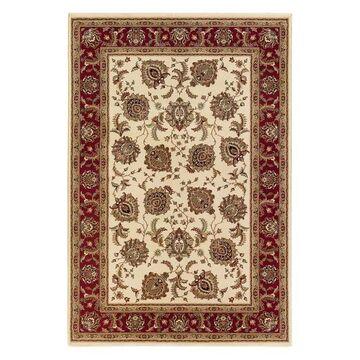 Oriental Weavers Ariana Oriental Ivory/Red Rug