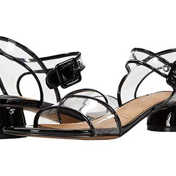 J. Renee Florencio (Black Patent/Clear) Women's Shoes