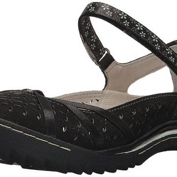 Jambu Women's Cherry Blossom Mary Jane Flat