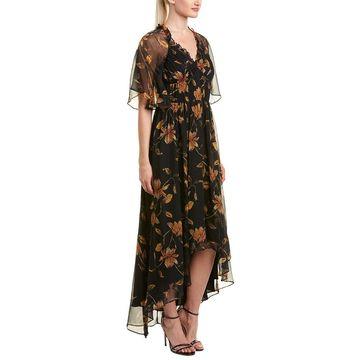 Shoshanna Womens Maxi Dress