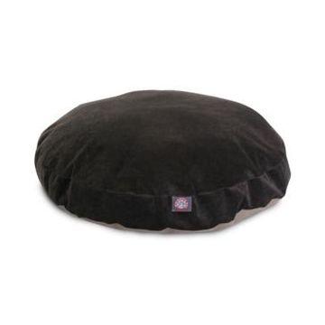 Majestic Pet Villa Micro-Velvet Round Dog Bed
