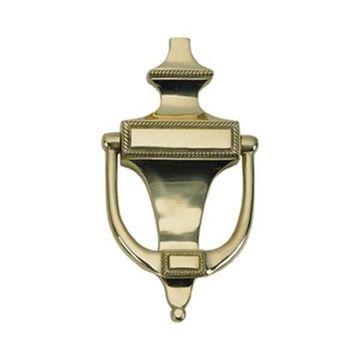 Brass Accents Rope Door Knocker 6-.50