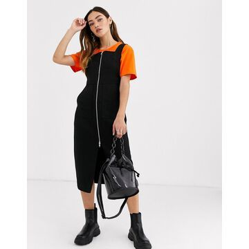 Weekday Aria Dress in Black