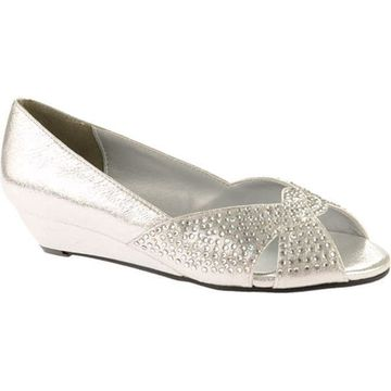 Touch Ups Women's Alice Silver Shimmer