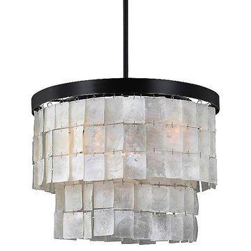 Corsicana Pendant by Sea Gull Lighting