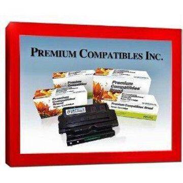 Premium Compatibles CE250ARPC PCI Reman 504A Ce250A Bk Toner Cartridge
