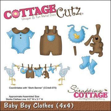 Die-Baby Boy Clothes .2