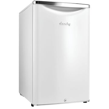Danby 4.4 Cu. Ft. White Compact Refrigerator