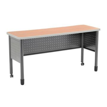 OFM 66-Series Training Table, Maple