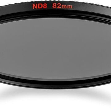 Manfrotto MFND8-62 Circular Lens Filter 62mm (Grey)